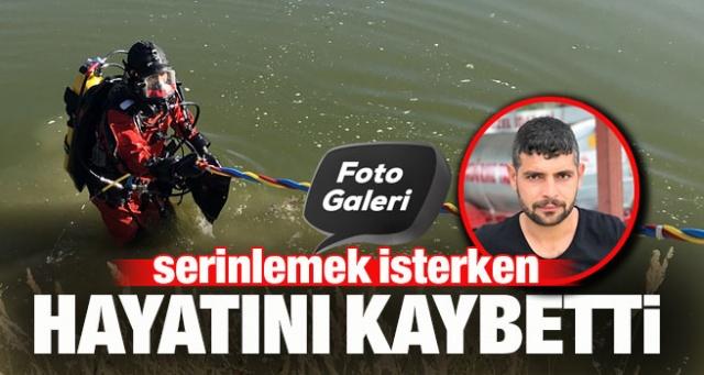 Dün merkeze bağlı Bozköy'de serinlemek için girdiği gölette boğulan Serhat Kaya'nın cansız bedenine polis dalgıçlar bu sabah ulaştı.
