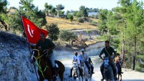 Atlılar  95 yıl sonra dörtnala İzmir'e gidiyor
