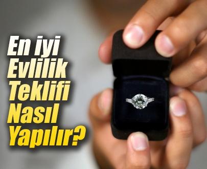En İyi Evlilik Teklifi Nasıl Yapılır?