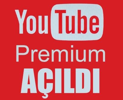 Youtube Premium Türkiye Sayfası Açıldı