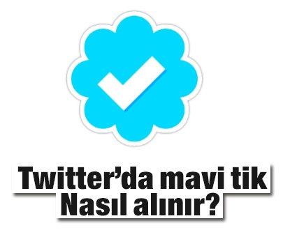 Twitter Hesabında Mavi Tık Alma Ve Twitter Hesabı Onaylatma