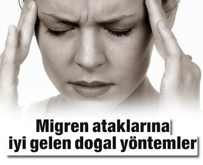 Migren Atakları Ve Baş Ağrısına İyi Gelen Doğal Yöntemler Nelerdir?