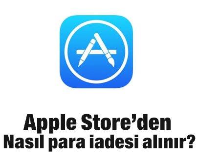 Apple Store'den Nasıl Para İadesi Alınır?