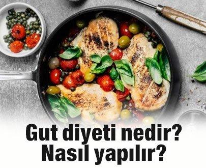 Gut diyeti nedir? Nasıl yapılır?