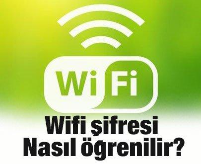 Wifi Şifresi Nasıl Öğrenilir?