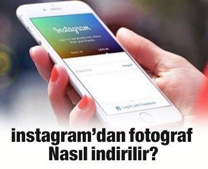 Instagram'dan Fotoğraf Nasıl İndirilir?