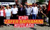 CHP Zafer Bayramını Kutladı