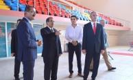 Vali Salim Demir'in kurum ziyaretleri devam ediyor