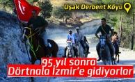 Atlı Birlikler 95 yıl sonra dörtnala İzmir'e gidiyor