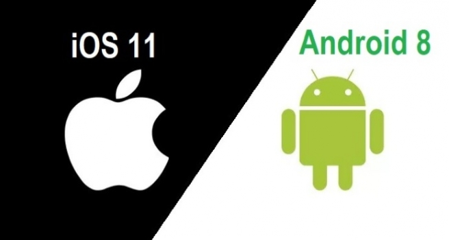 Android O Mu? iOs 11 Mi?