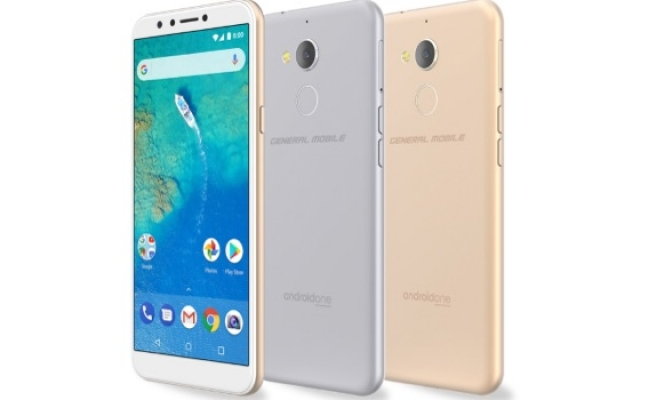 Performans Dostu General Mobile 8 Android One