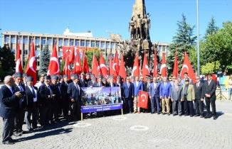 Uşak'ta 19 Eylül Gaziler Günü Kutlamaları