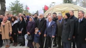Uşak'ta Afrin için yardım seferberliği başlatıldı