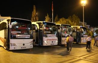 Uşak Belediyesi Kahvecileri Kapadokya'ya yolladı