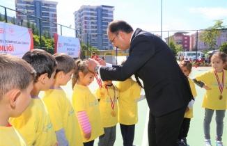 Uşak Belediyesi Özel Olimpiyatların Ev Sahipliğini Yaptı