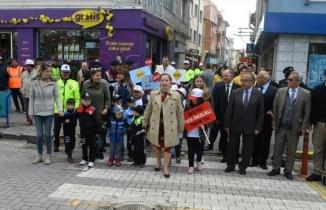Uşak'ta Karayolu Güvenliği ve Trafik Haftası Etkinliği