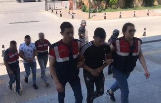 Uşak'taki uyuşturucu operasyonunda 4 kişi tutuklandı