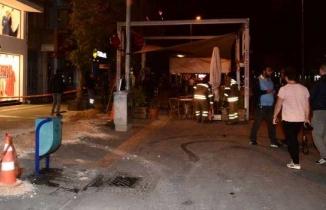 Uşak'ta ana doğalgaz borusunda gaz kaçağı meydana geldi